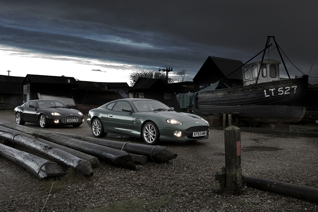 Db7 Aston Martin Magazine Michael Bailie