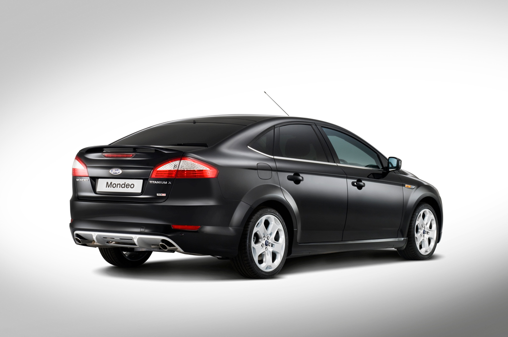 Ford Mondeo - Ford