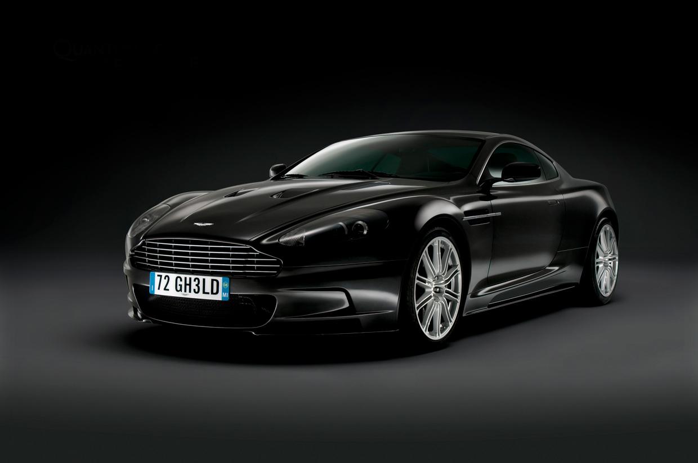 Quantum Of Solace Aston Martin