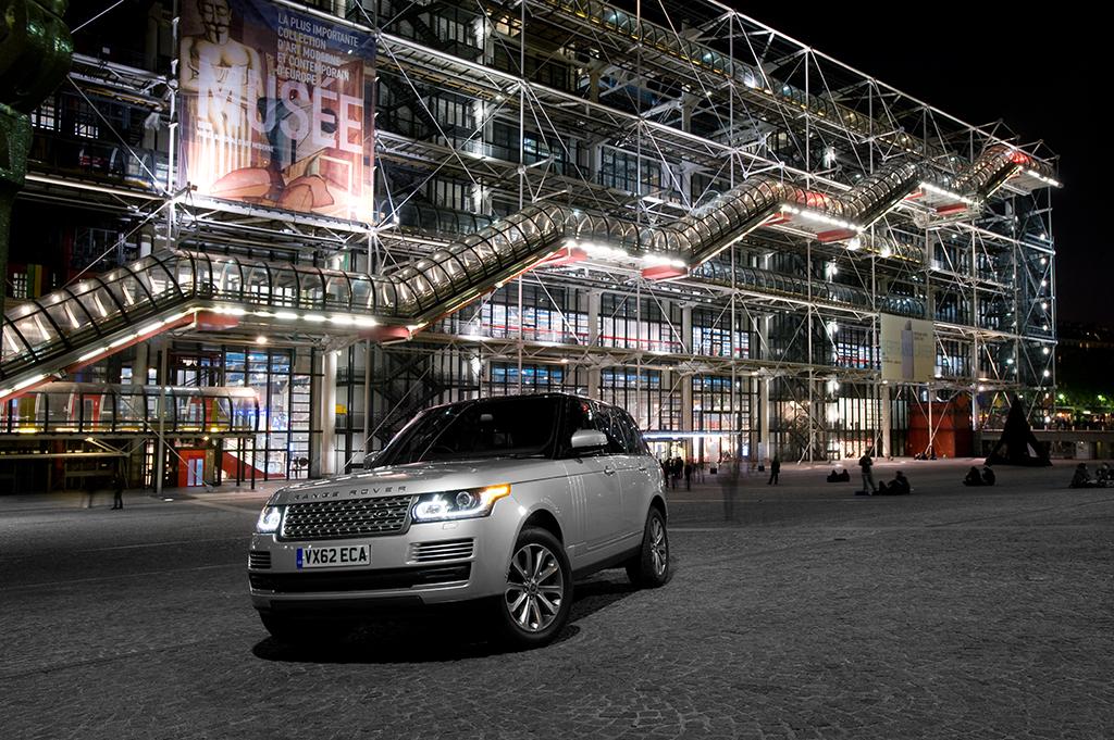 Land Rover Company >> Range Rover, Jaguar Land Rover | Michael Bailie